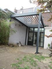 Pergola bioclimatique - Saint André