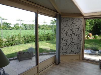 Stores de fenêtre de véranda - Steenwerck