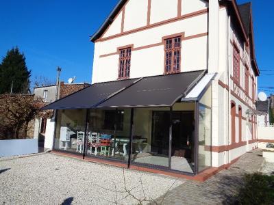 Store extérieur de toiture de véranda - Raillencourt-Sainte-Olle