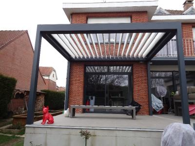 Pergola Bioclimatique - Arras