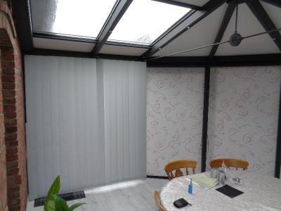 Stores de fenêtre de véranda