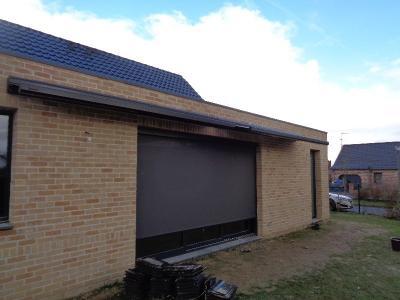 Store screen, stores de fenêtre de maison - Steenvoorde