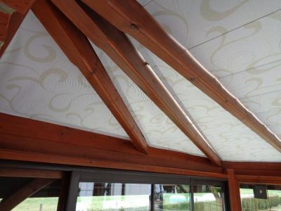 Stores de toiture de véranda - Estaires