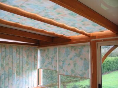 Stores de toiture et fenêtre de véranda - Desvres