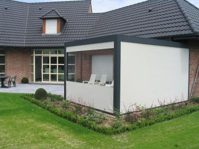 Pergola Bioclimatique - Gondecourt