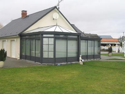 Stores de fenêtre de véranda - Mesnil en Arrouaise
