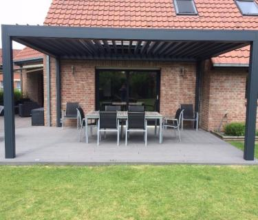 Pergola Bioclimatique - Willems