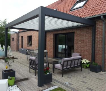 Pergola bioclimatique -  Wattignies