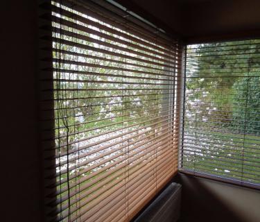 Store de fenêtre de maison - Laventie