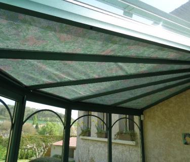 Stores de toiture de véranda - Precy sur Oise