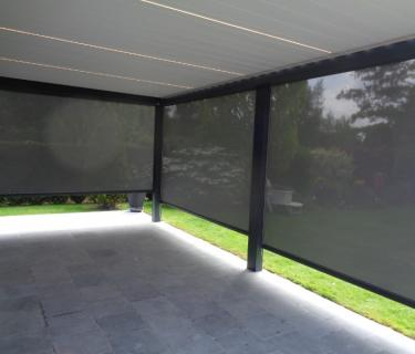 Pergola bioclimatique - Estaires