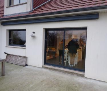 store de terrasse - Leubringhem