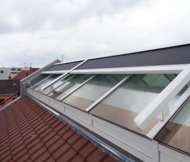 Store de toiture de véranda - Lille