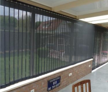 Stores de fenêtre de véranda - Bully-Les-Mines