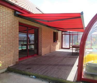 Store de terrasse - Salomé