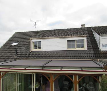 Store de toiture de véranda - Nieppe