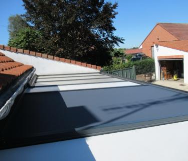 Store de toiture de véranda - Aire sur la Lys