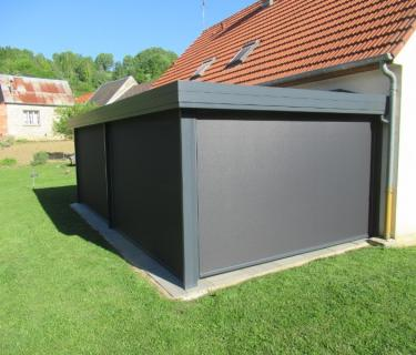 Stores screens - Orgeval