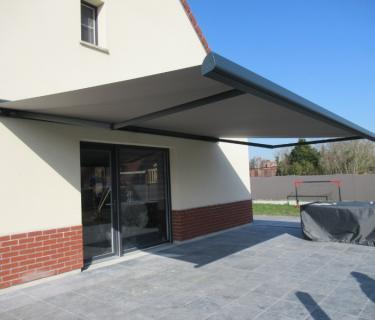 Store de terrasse - Fromelles