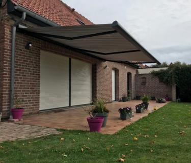 Store de terrasse - Fleurbaix