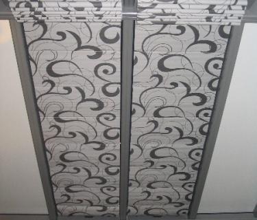 Stores de toiture de véranda - Guerbigny