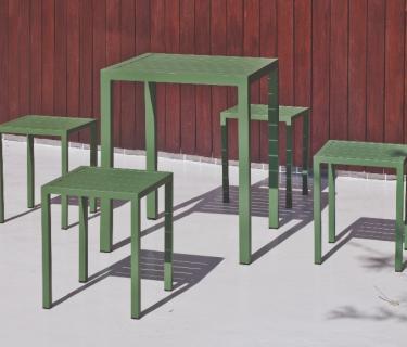 Table MELEA - Tabouret Melea