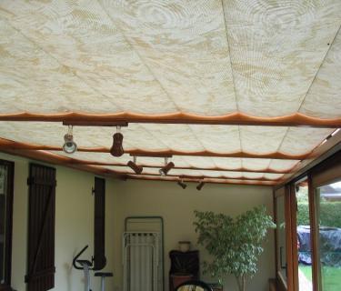 Stores de toiture de véranda - Chemy