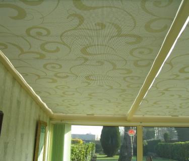 Stores de toiture de véranda - Aire sur la lys
