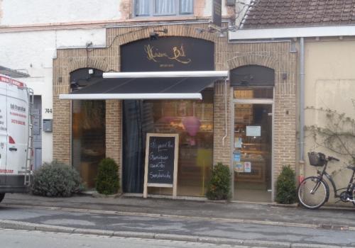 Store de terrasse pour Boulangerie - Bailleul