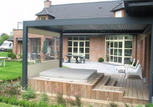 Pergola Bioclimatique - Gondecourt