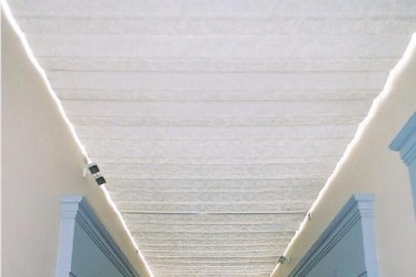 Store de toiture sur puit de lumière - Bruay la Buissière