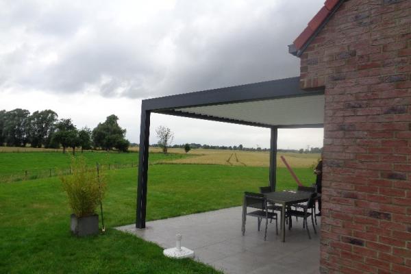 Pergola Bioclimatique - Radinghem En Weppes
