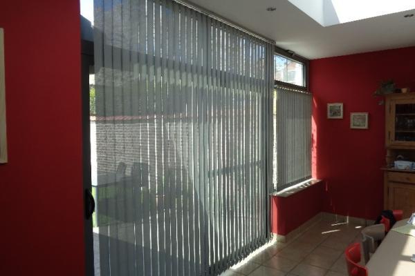 Stores de fenêtre posés dans une extension de maison - Bailleul