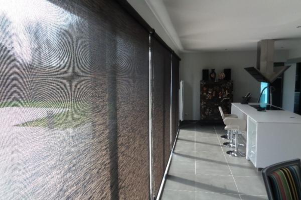 Stores rouleaux de décoration intérieure de maison - Merville