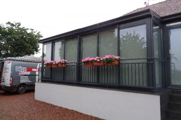Stores de fenêtre de véranda - Santes