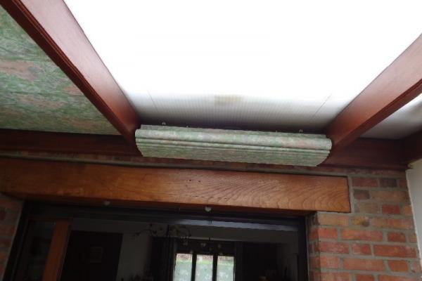 Stores de toiture de véranda - Courrières