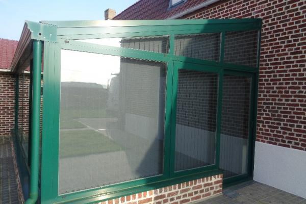 Stores de fenêtre de véranda - Boeschepe