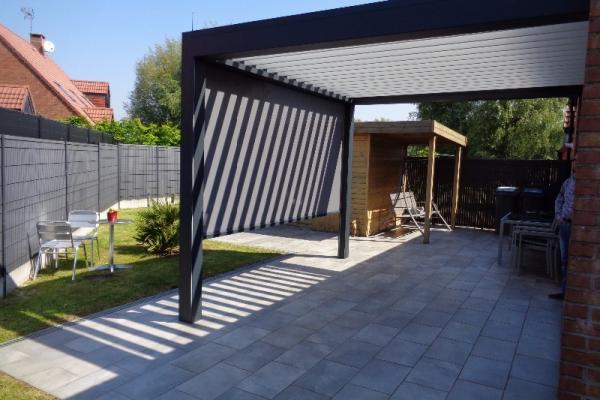 Pergola Bioclimatique - Deulemont