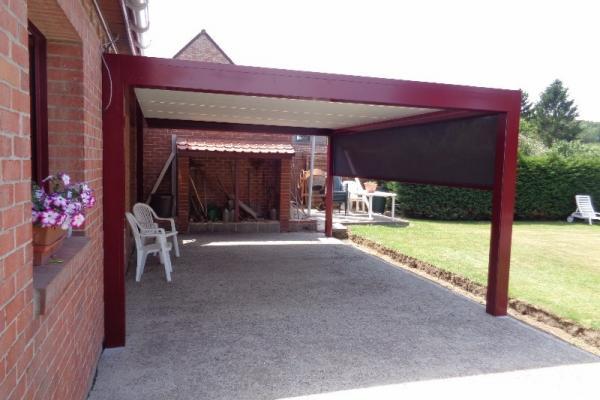 Pergola Bioclimatique - Montigny en Ostrevent
