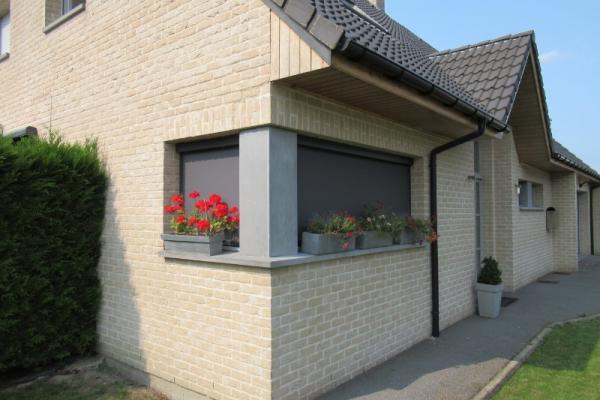 Stores screens + Stores de terrasse à Uxem