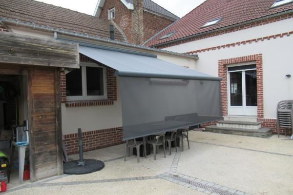 Store de terrasse - Isbergues