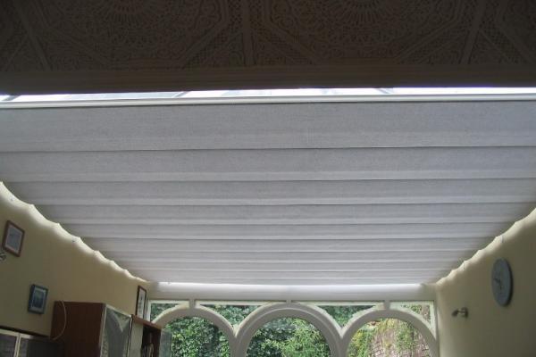 Store intérieur de toiture de véranda - Valenciennes