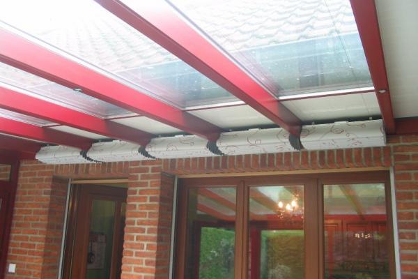 Stores de toiture de véranda - Annezin