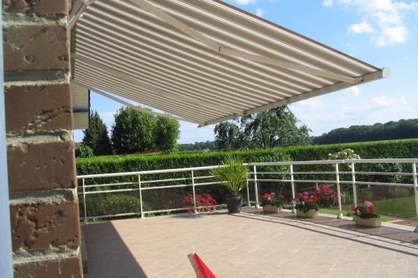 Store de terrasse - La Motte Au Bois
