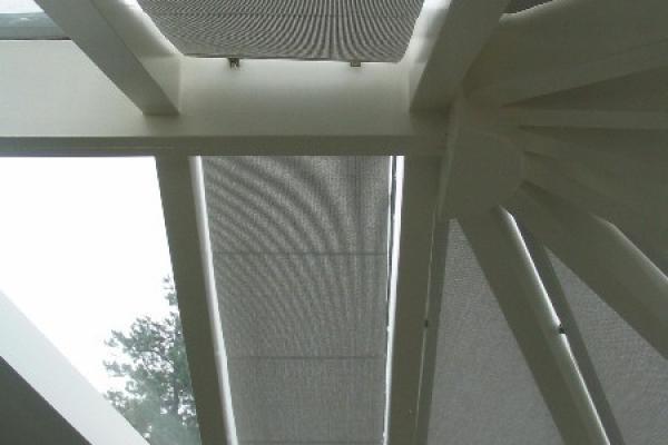 Stores de toiture et fenêtre de véranda - Hardelot