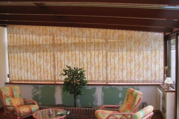 Store incliné de fenêtre de véranda - Conteville-Lès-Boulogne