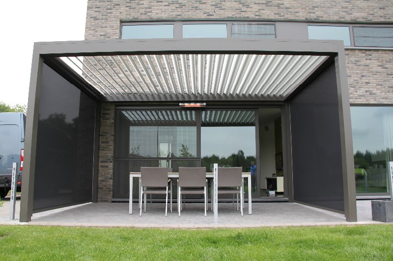 pergola bioclimatique fronti232re belge